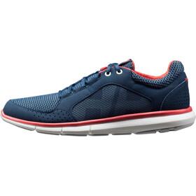 Helly Hansen Ahiga V4 Hydropower Shoes Women, azul/blanco